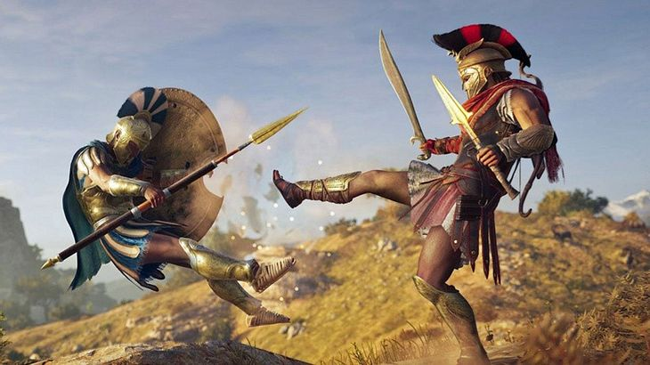 """""""Assassin's Creed - Odyssey"""""""