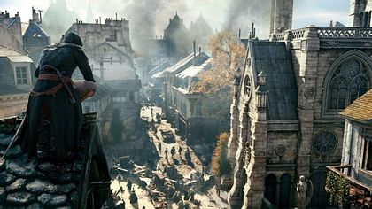 Notre-Dame in Assisins Creed: Unity - Foto: Ubisoft