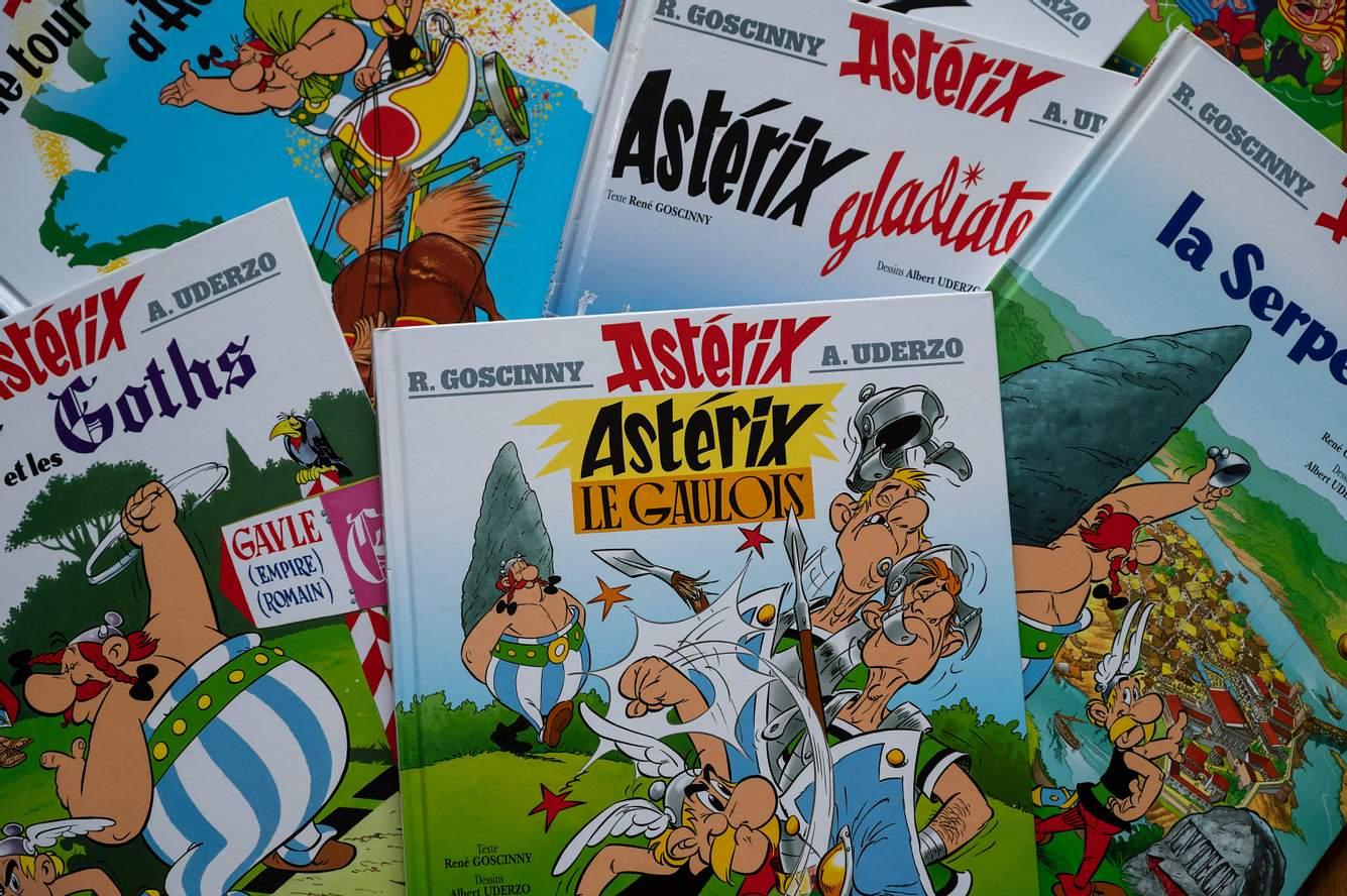 Asterix-Comics