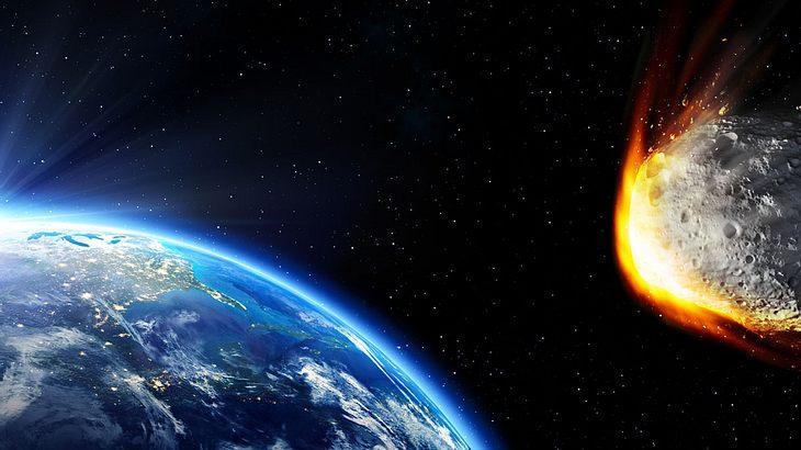 "NASA warnt: ""Gott des Chaos"" nimmt Kurs auf Erde"