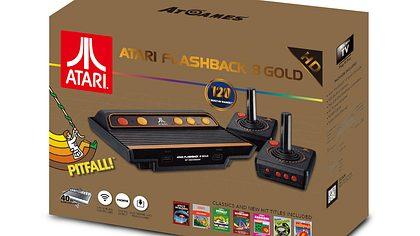 Atari Flashback 8: Kult-Konsole kommt im Taschenformat zurück