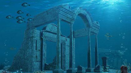 Satelliten-Experte: Ich habe die Ruinen von Atlantis entdeckt