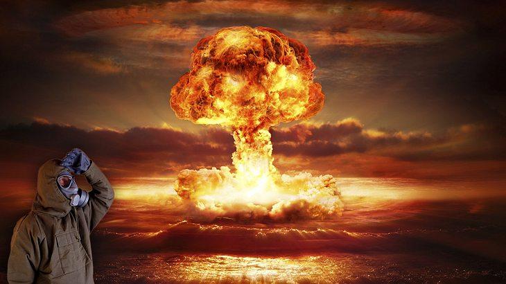 Wer würde eine Atombombe überleben?