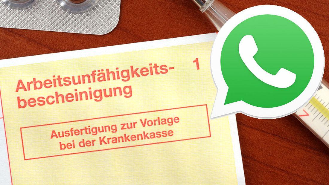 Attest per Whatsapp