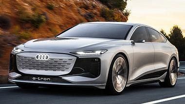Audi A6 e-tron Concept - Foto: Audi