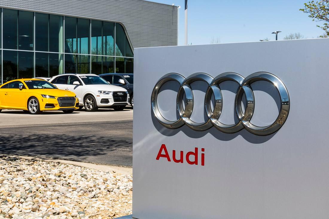 Audi-Filiale