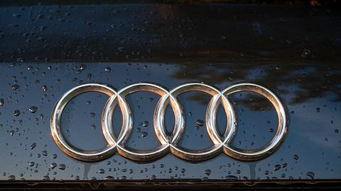 Audi Logo - Foto: iStock / vesilvio