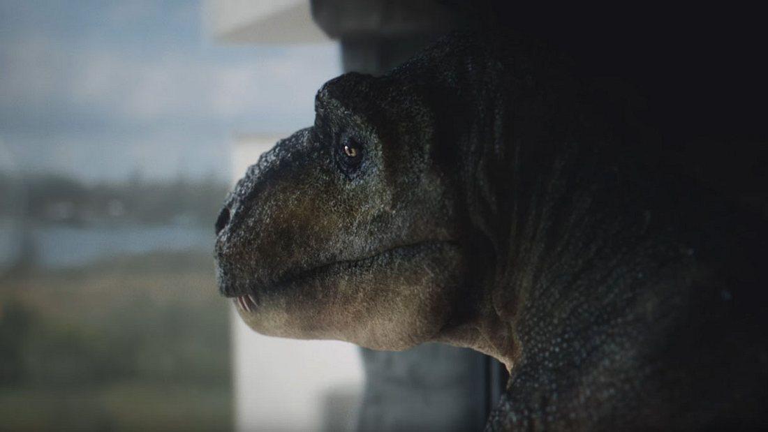 The Comeback: Autobauer Audi zeigt T-Rex, wie man ihn noch nie gesehen hat