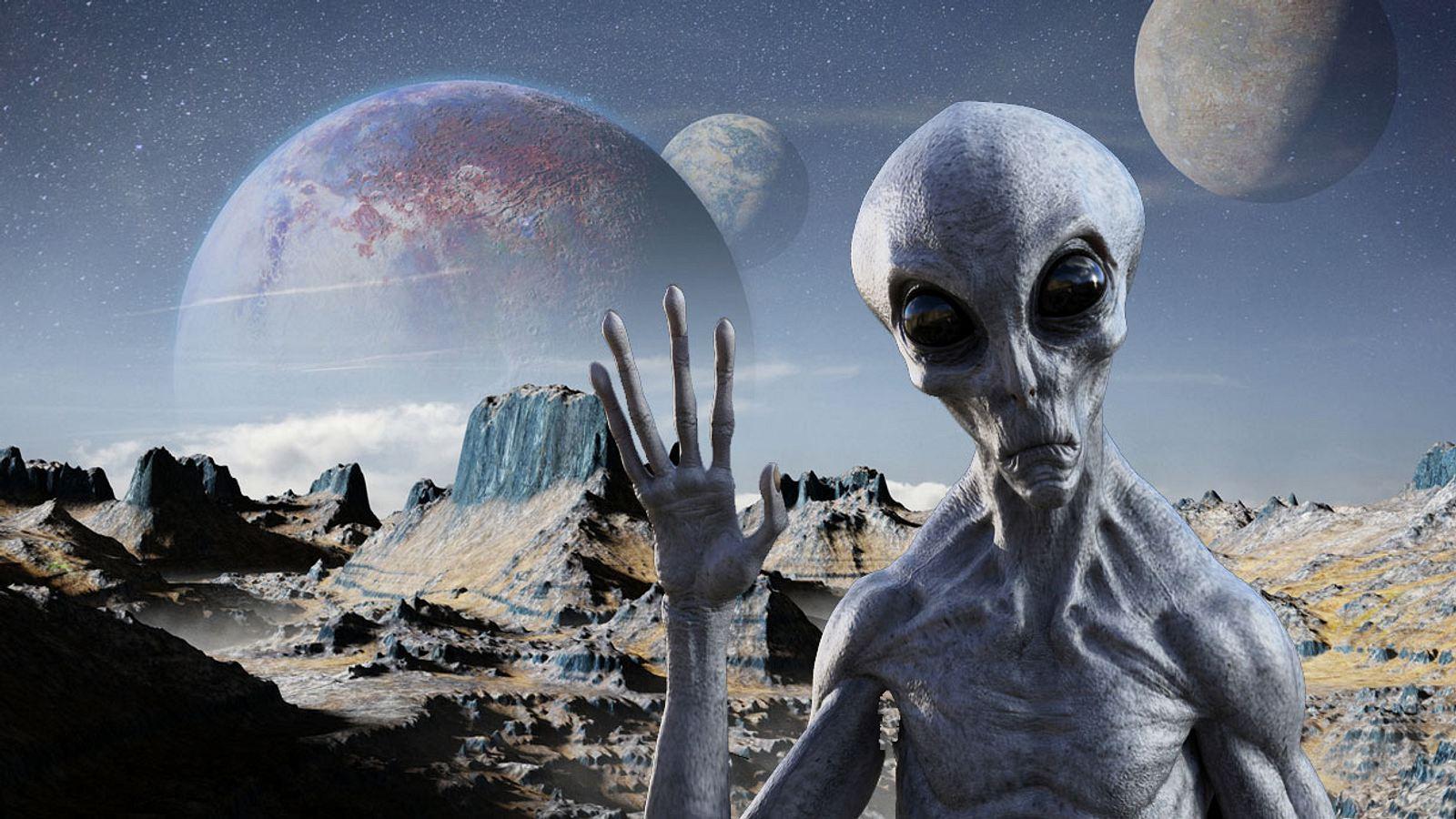 Wer ist da draußen? Die Suche nach Aliens und Ufos
