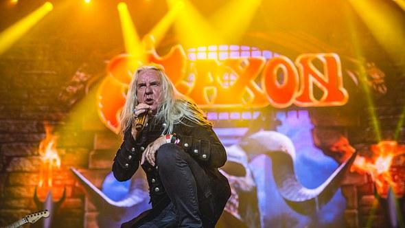 Auftritt Saxon, Wacken 2019 - Foto: Getty Images / Gina Wetzler