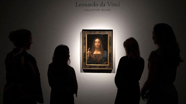 Salvator Mundi von Da Vinci