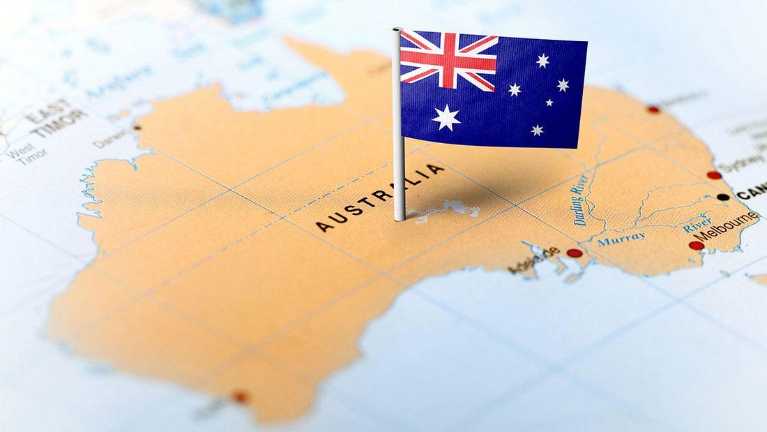 Ist Australien nur ein Fake?