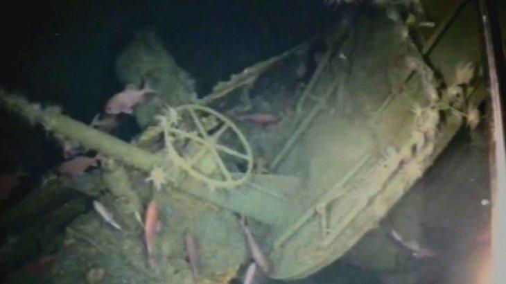Das U-Boot AE1
