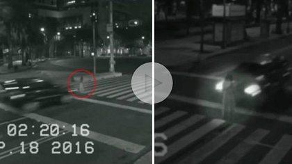 Rast hier ein Auto in durch den Geist eines jungen Mädchens? - Foto: YouTube/ShockTV