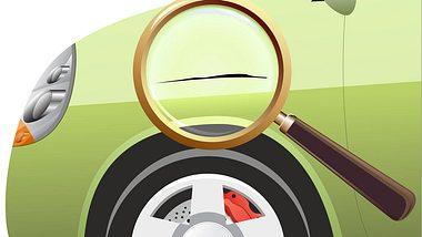 Kratzer im Lack selbst beseitigen - so gehts! - Foto: iStock / Youst