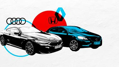 Das sind die beliebtesten Automarken der Welt