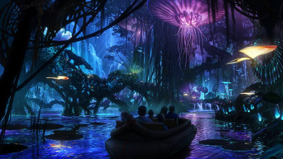 Pandora - The World of Avatar eröffnet 2017 in Disney World Orlando