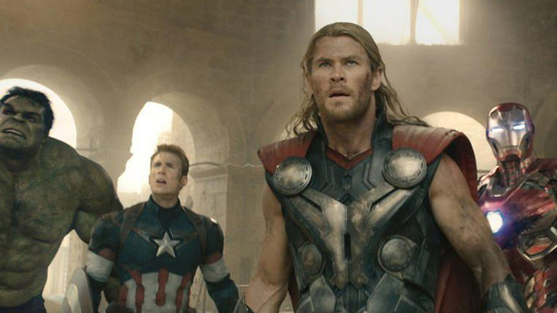 The Avengers 3: Infinity War kommt 2018 ins Kino