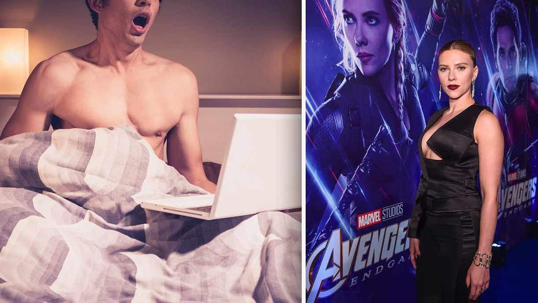 Avengers: Endgame wirkt sich auch auf die Pornoindustrie aus (Symbolfoto/Collage).