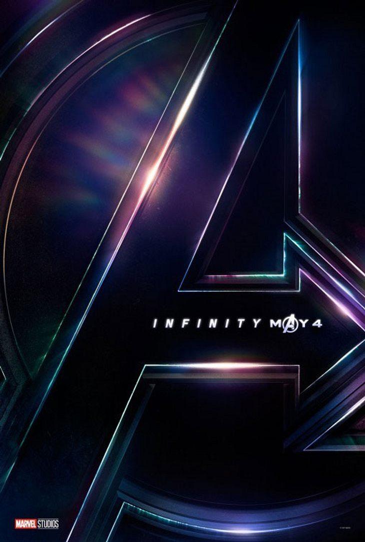 Das offizielle Poster zu Avengers: Invinity War