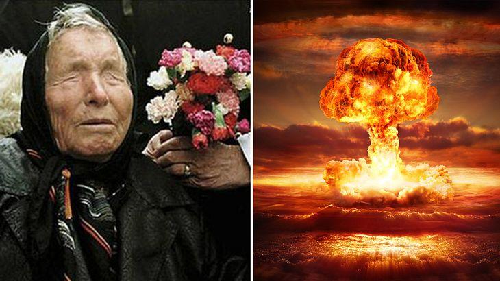 Baba Wanga, die blinde Hellseherin, macht düstere Prophezeiung über den Dritten Weltkrieg