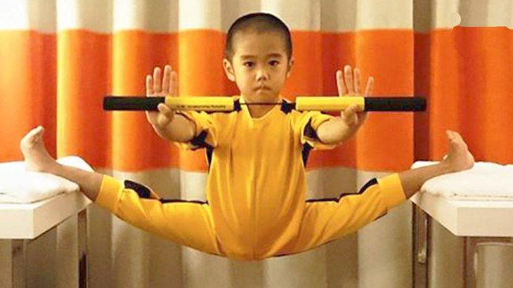 Ryusei Imai: der Baby Bruce Lee der Martial Arts