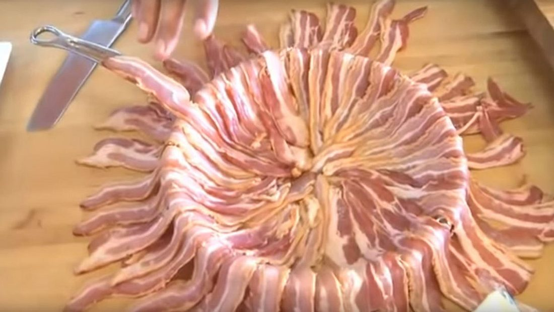 Kartoffel-Bacon-Torte