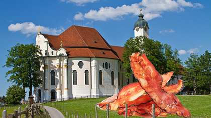 United Church of Bacon: Diese Kirche betet Speck an