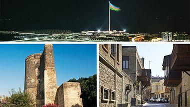 Diese 5 Sehenswürdigkeiten in Baku sind ein Muss