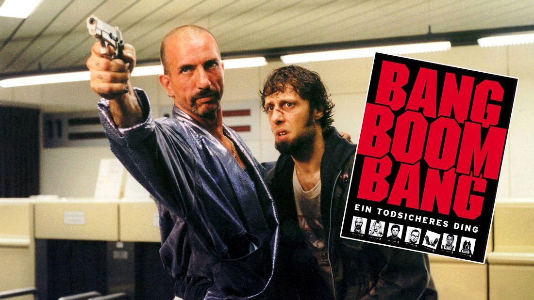 Ralf Richter und Oliver Korritke in Bang Boom Bang (Collage)