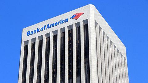 Bank of America - Foto: iStock / tupungato