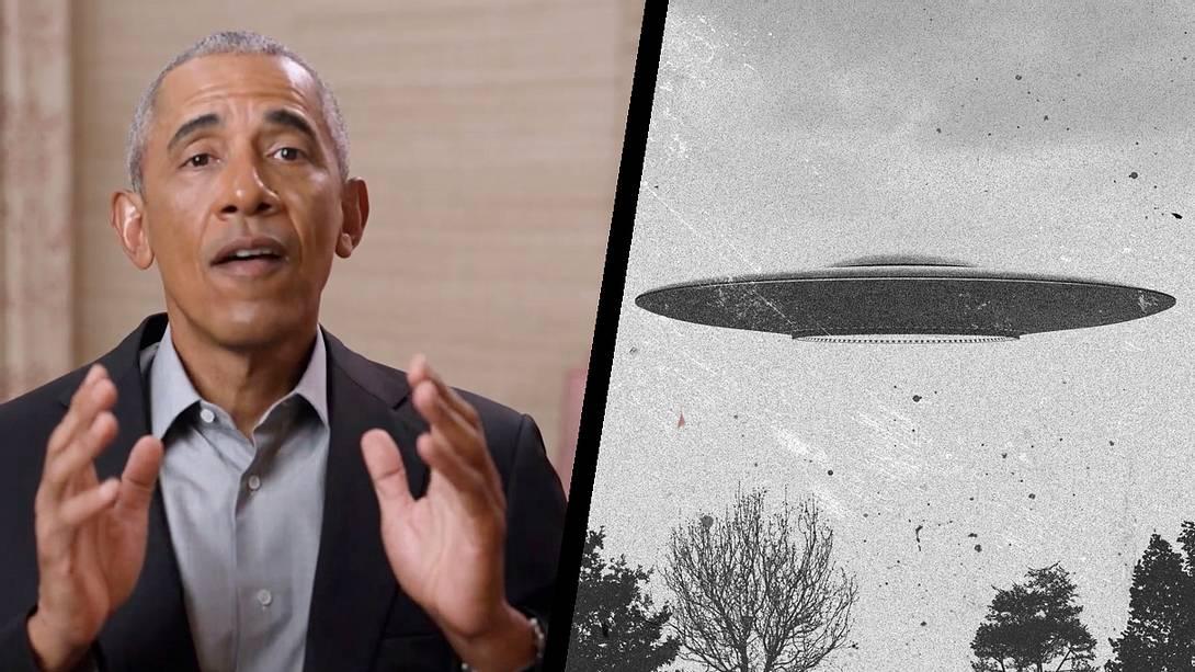 Barack Obama äußert sich zu Ufo-Sichtungen - Foto: Getty Images / Theo Wargo; iStock / oorka