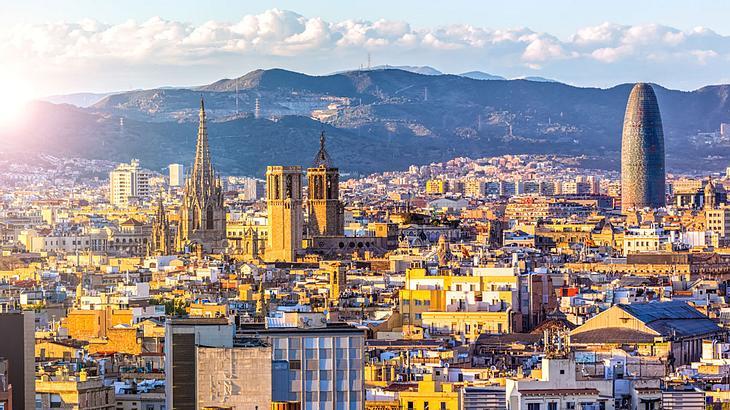 Barcelona Sehenswürdigkeiten Karte.Diese 5 Sehenswürdigkeiten In Barcelona Sind Ein Muss Männersache