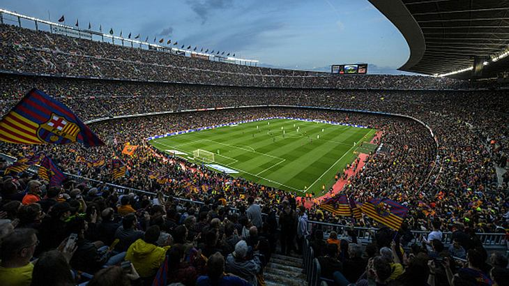 Das Station Camp Nou