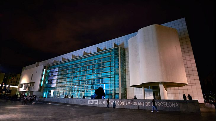 Das MEAM, das Museum der Modernen Kunst Europas