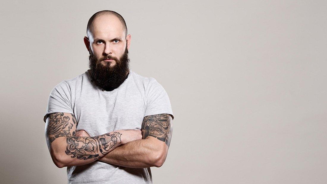 Bartfrisuren: Der Wikinger Bart