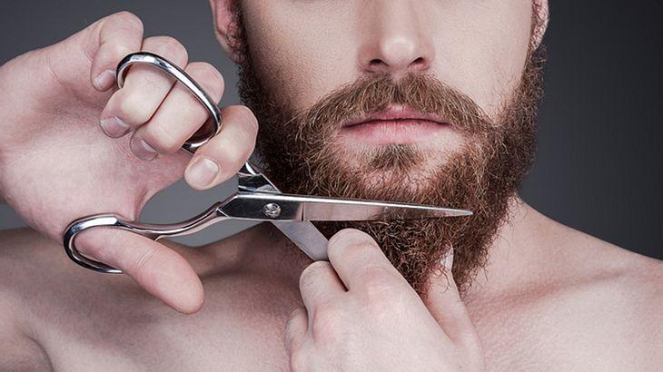 Bart schneiden, trimmen oder stutzen? So kürzt du richtig!