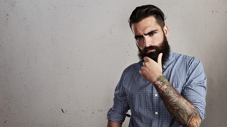 Bartfrisuren: Der Hipster Bart