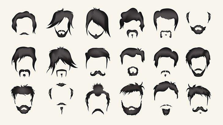 Bartfrisuren Die Besten Mannlichen Bart Styles