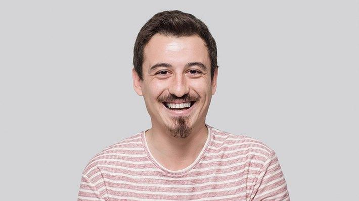 Bartfrisuren: Der Kinnbart auch auch Ziegenbart oder Goutee genannt - Foto: iStock/ ozgurdonmaz