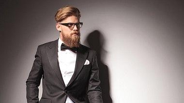 Der lange Bart: Ein Bart von Format und Weisheit