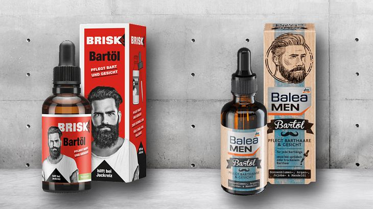 Bartöl bei dm kaufen: Brisk und dm-Eigenmarke balea Men im Test