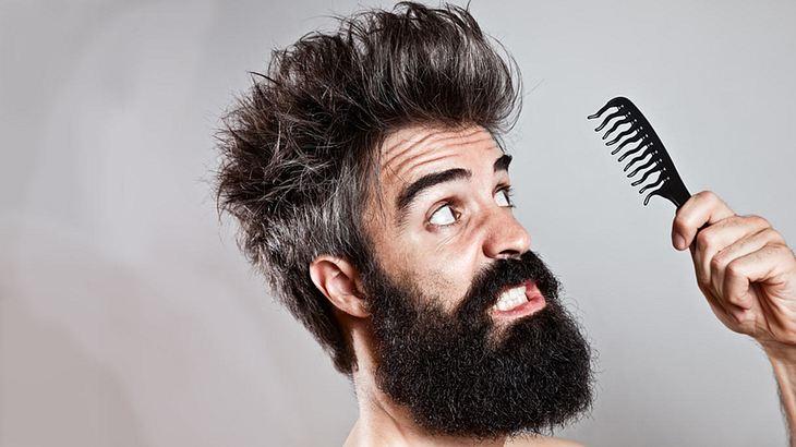 Bartpflege: Alles Produkte für die Männer-Mähne wie Bartwichse
