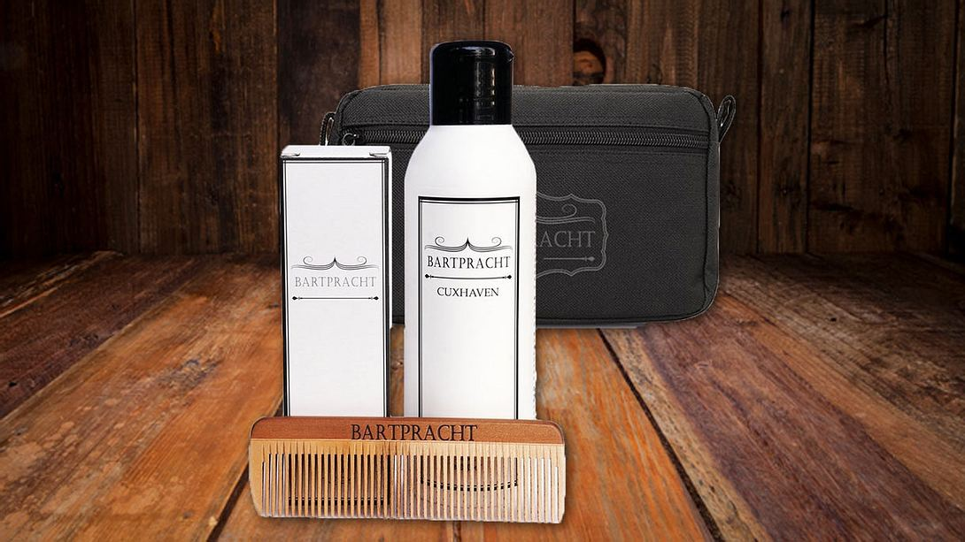 Bartpflege-Set bei Amazon - Foto: Amazon/Mr.Burtons