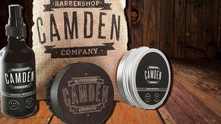 Bartpflege-Set von Camden Barbershop