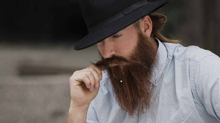 Bartschmuck: Wenn Mann seine Mähne schmückt
