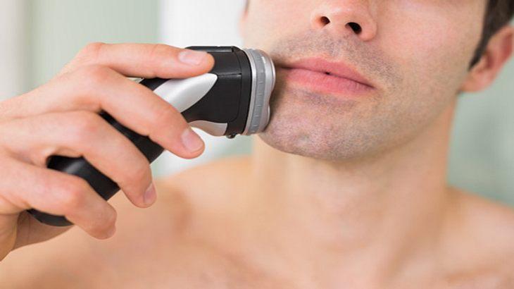 Bartschneider zum Trimmen