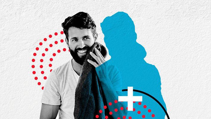 Die besten Tricksum den Bart wachsen zu lassen - Foto: iStock / Moyo Studio
