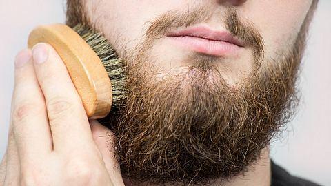 Bartwuchsmittel Bart wachsen lassen Vergleich - Foto: iStock/cerro_photography
