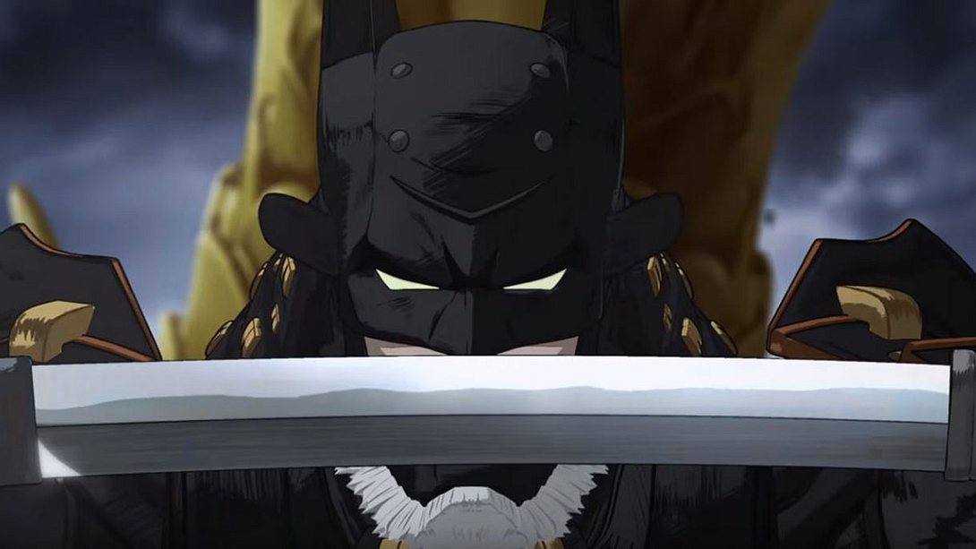 Batman Ninja: Trailer zum mega-coolen Batman-Anime